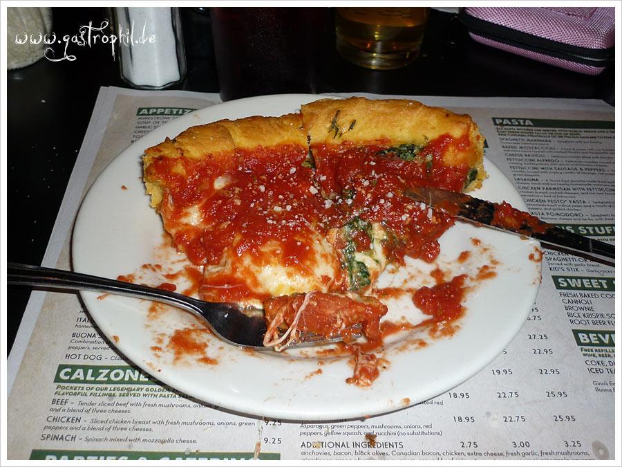 Deep Dish Pizza #2