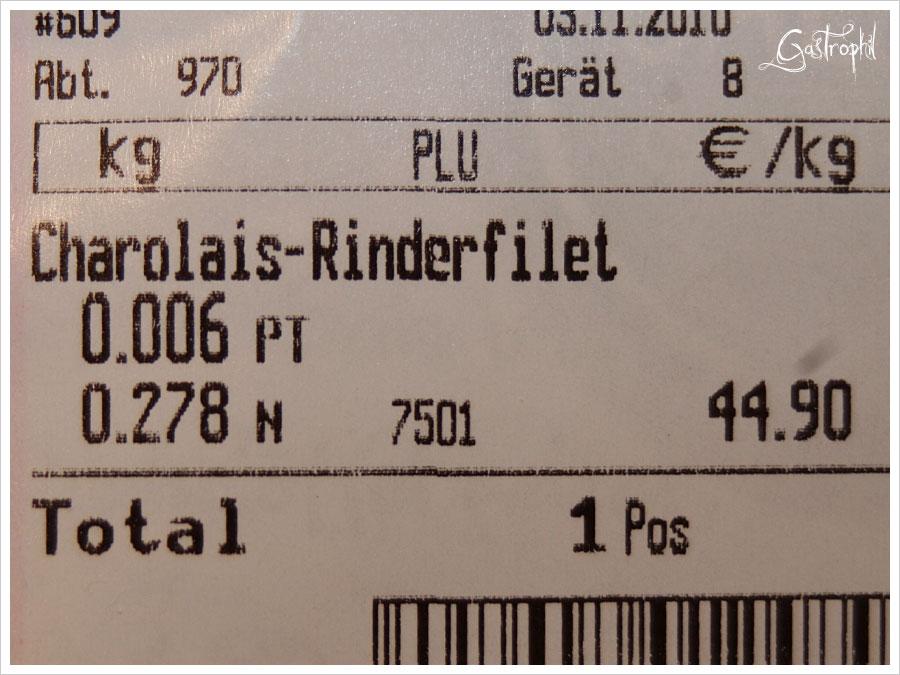 charolais-rinderfilet