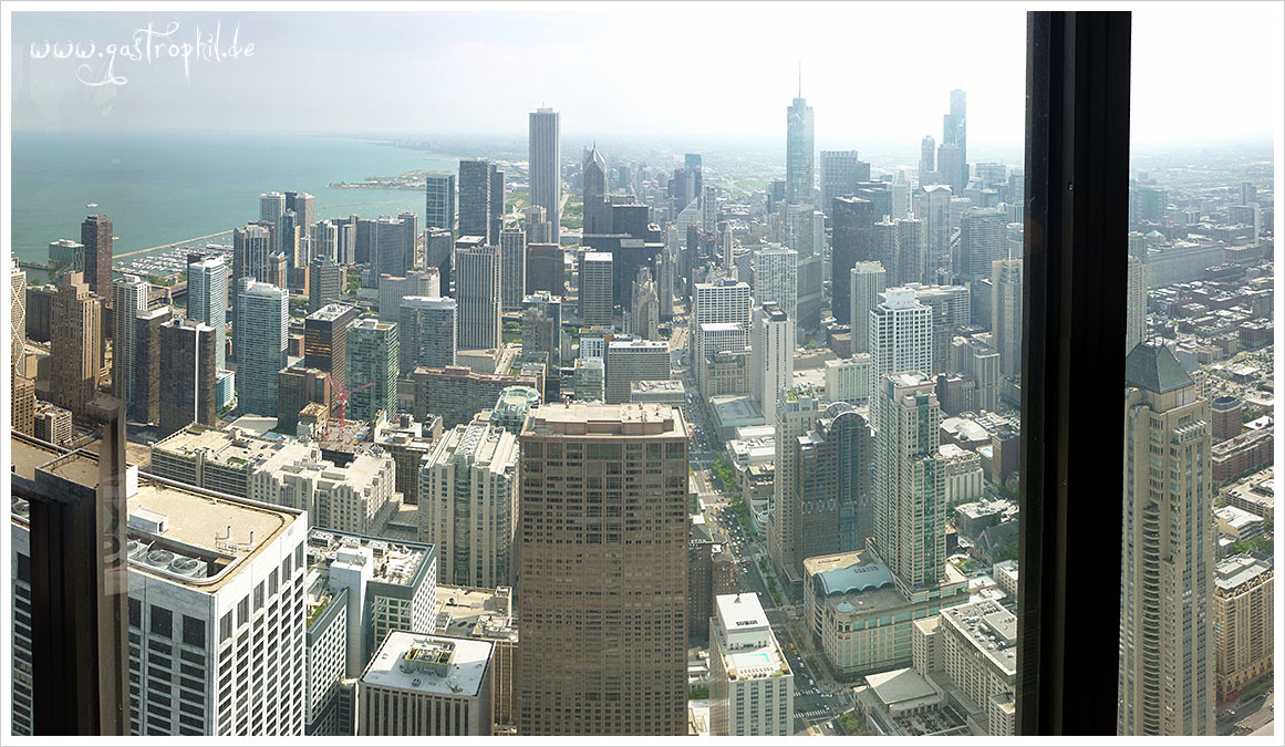 Tolle Aussicht über Chicago #1