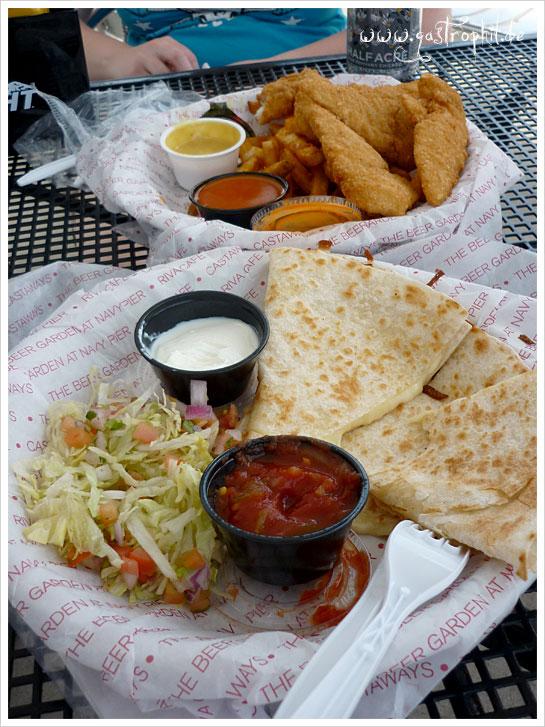 Chicken Tenders, Quesadillas