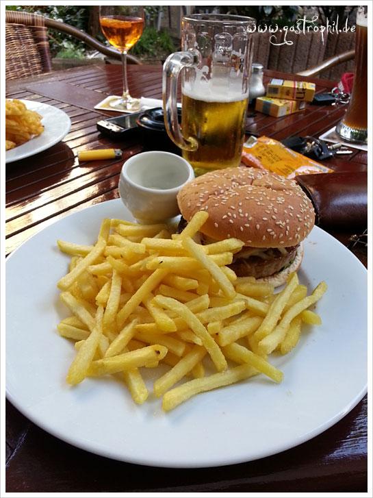 Burger im Wohnzimmer (Stuttgart West)
