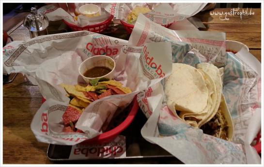mexikanisches Fastfood im Chidoba (FFM)
